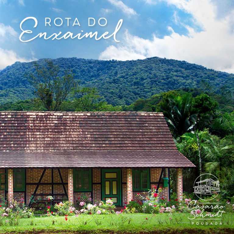 rota do enxaimel