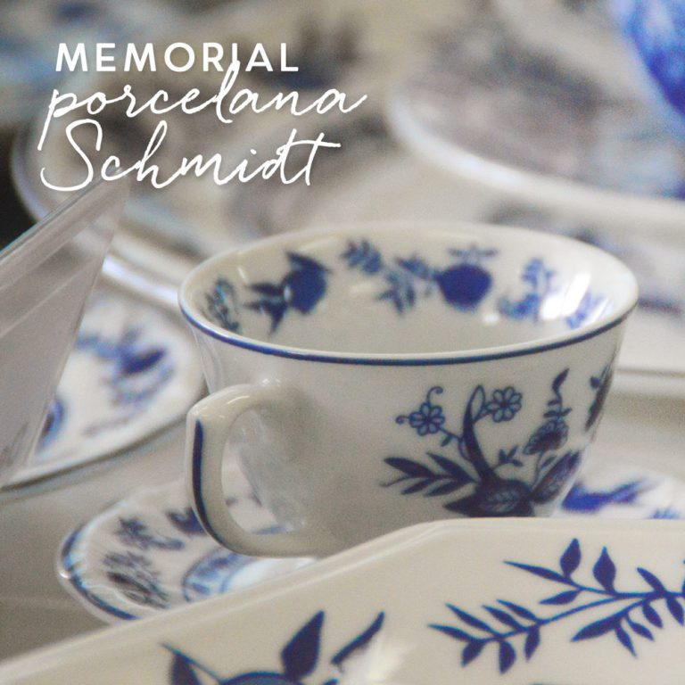 memorial porcelana schmidt